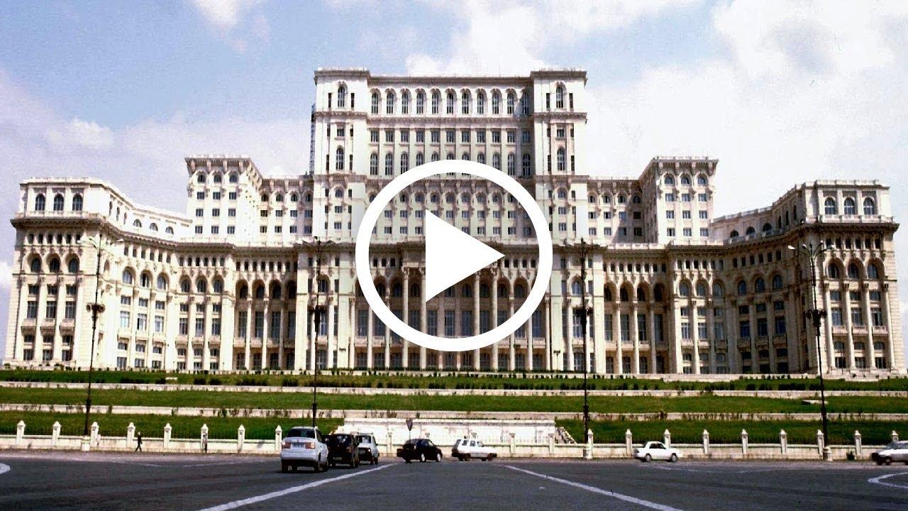 Monumente de arhitectura – Casa Poporului